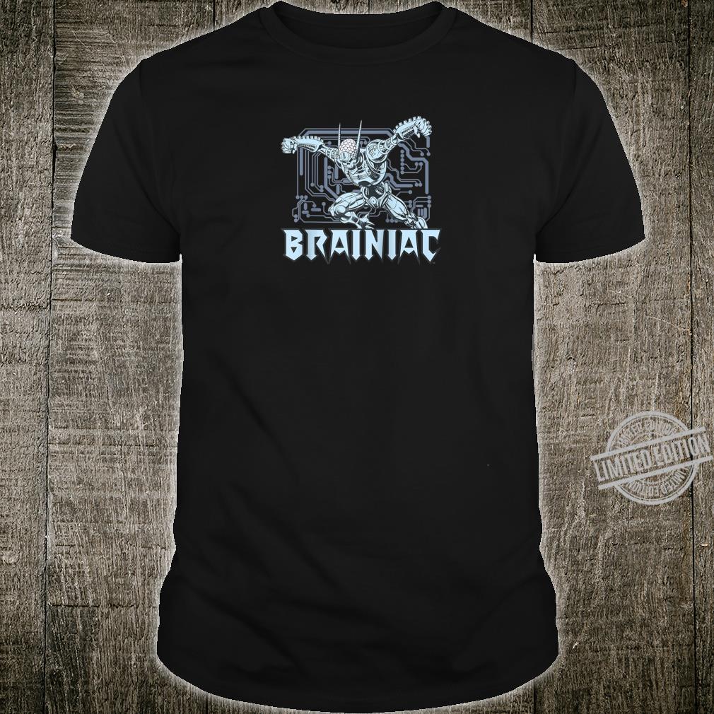 Superman Brainiac Shirt