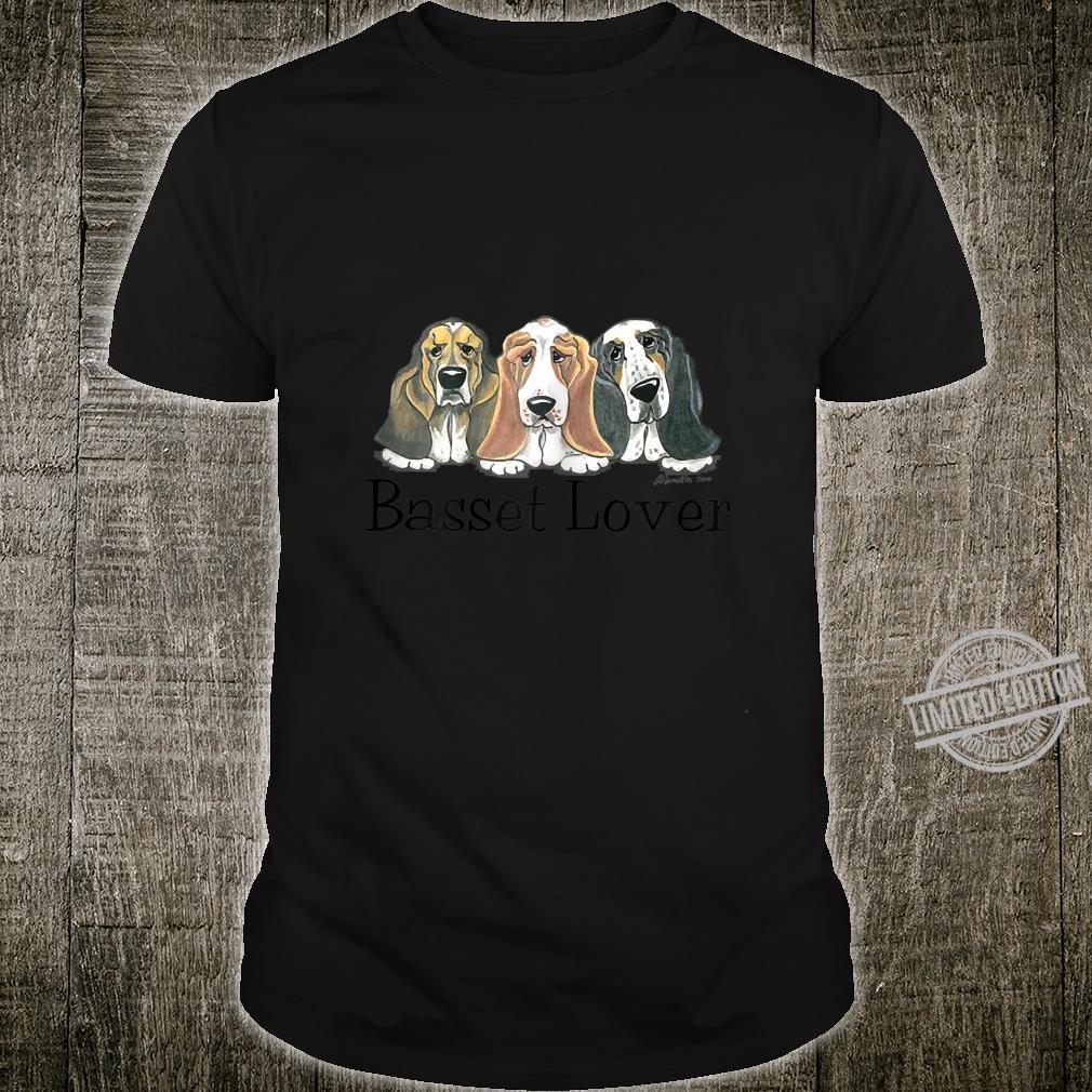 Womens Basset Shirt